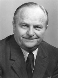 Bürgermeister Wilhelm Niggemann
