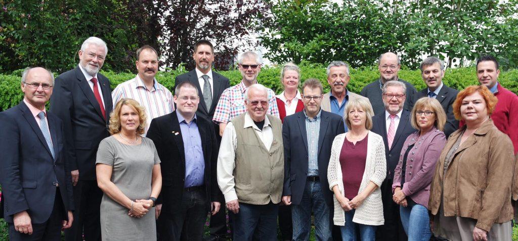 Die SPD-Fraktion Meinerzhagen